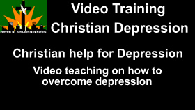 Christian help for Depression